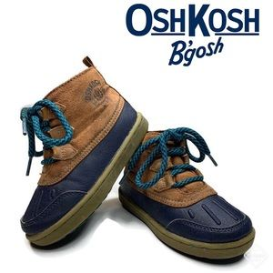 Oshkosh B'gosh Toddler All Weather Boots Sz 8